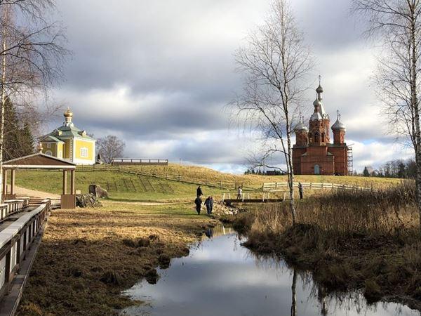 Исток реки Волги, Тверская область
