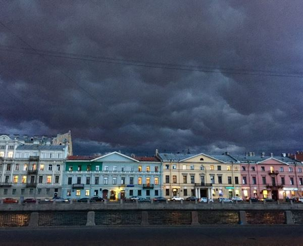 Рецепт отдыха: Петербург