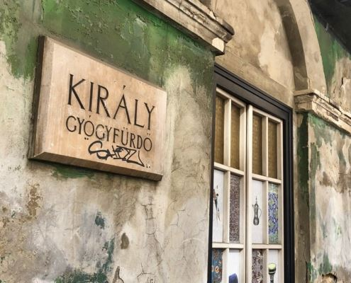 Бани Кирали, Будапешт