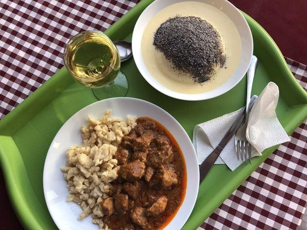 Венгерская кухня, Эгер, Венгрия