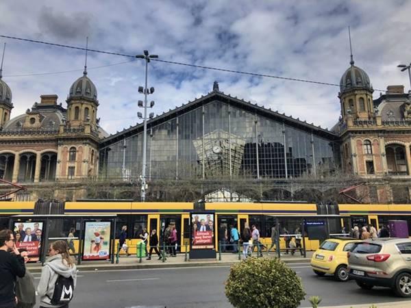 Вокзал Ньюгати, Будапешт