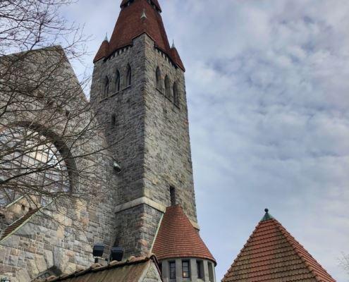 Тампере, Финляндия, Кафедральный собор