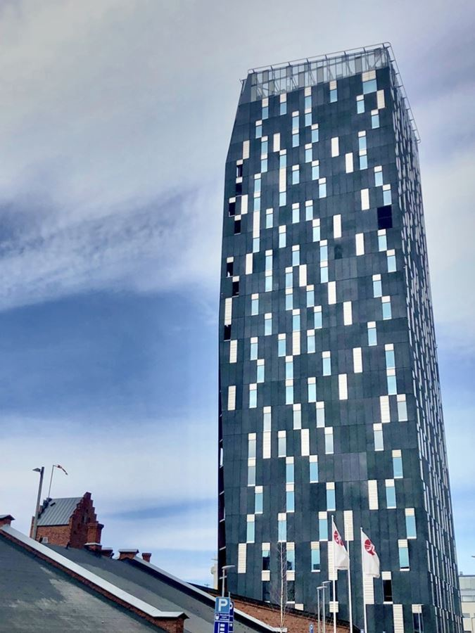 Тампере, Финляндия, отель Sokos