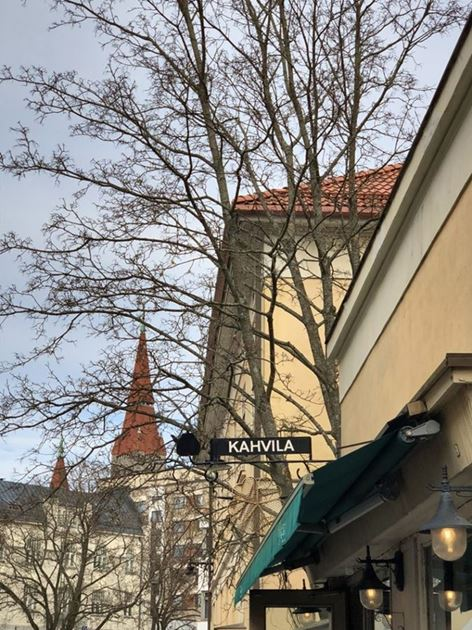 Тампере, Финляндия, улицы города