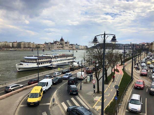 Улицы Будапешта
