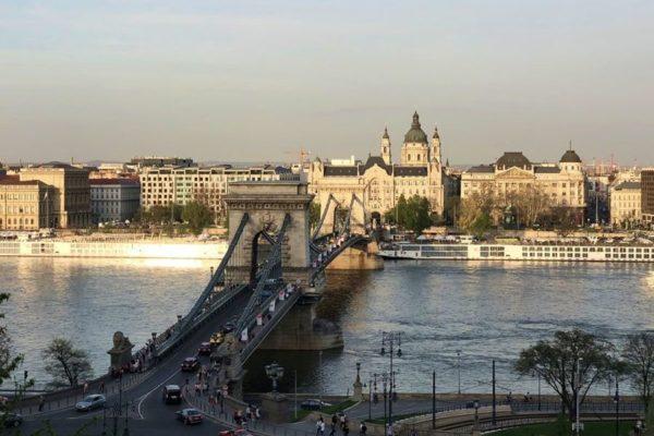 Один день в Будапеште: пеший маршрут по Пешту