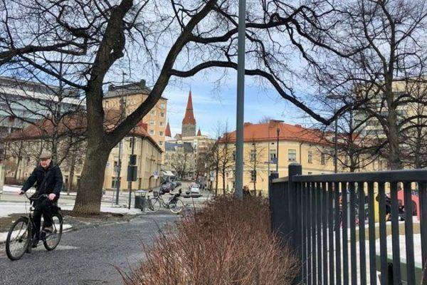 Фото Финляндии: Хельсинки, Тампере, Порвоо