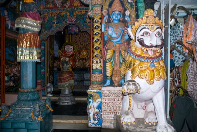 Пури, Индия