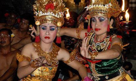 Индонезия поездка