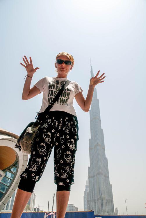 Фото Объединенные Арабские Эмираты (ОАЭ) Дубай