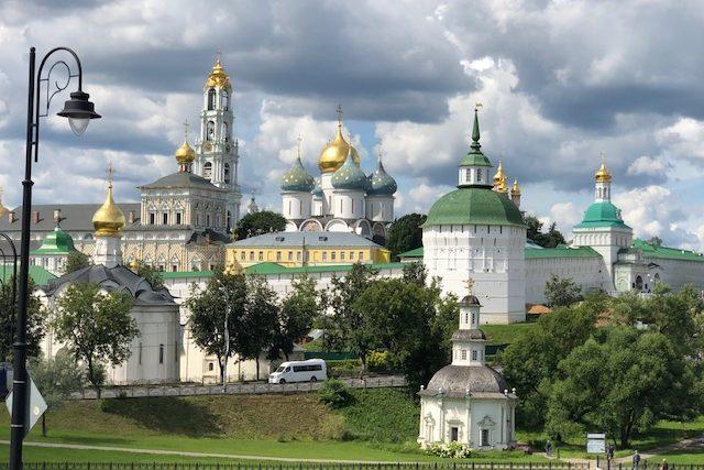 Сергиев Посад: какие достопримечательности посмотреть за два дня в городе Золотого кольца России