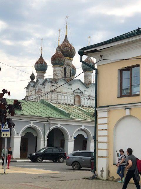 Достопримечательности Ростова Великого, Золотое кольцо России